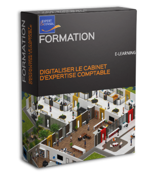 Formation en e-learning : Digitaliser le cabinet d'expertise comptable