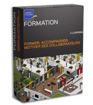 Formation en e-learning Former, accompagner et motiver ses collaborateurs