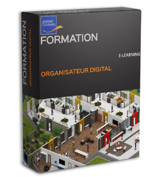 Formation en e-learning Organisateur digital