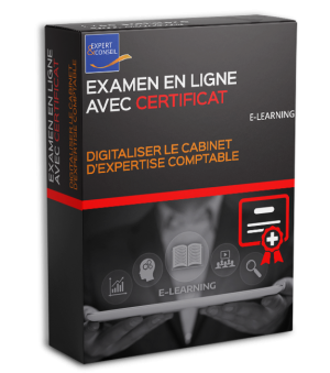 Certificat formation Digitaliser le cabinet d'expertise comptable