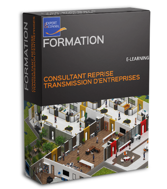 Formation en e-learning Reprise / Transmission d'entreprises